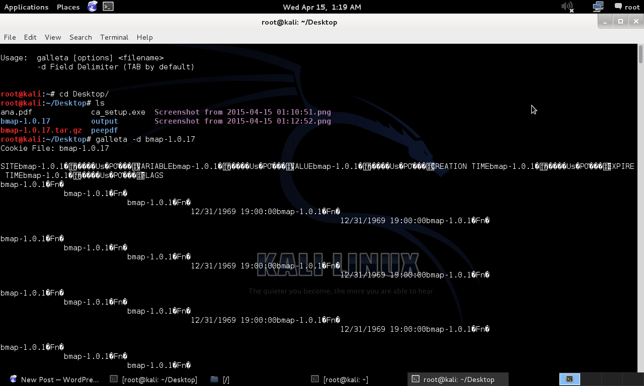 how to use kali linux pdf
